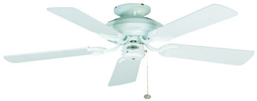 "Fantasia Mayfair 42"" White Ceiling Fan 110644"